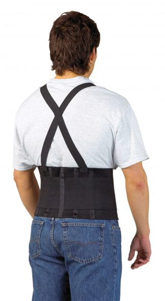 Back Support Belt w/ Suspenders - Portwest PW80, Main