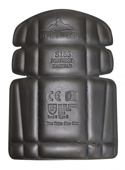 "EVA Foam Knee Pad, 8.5"" x 6.5"" - Portwest S156, Front"