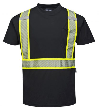 Iona Xtra High Visibility T-shirt - Portwest S396, Front