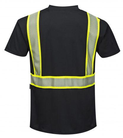 Iona Xtra High Visibility T-shirt - Portwest S396, Back