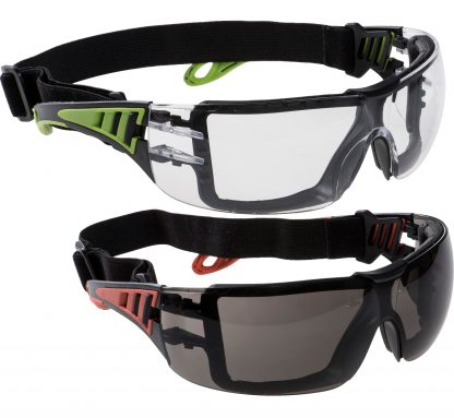 Tech Look+ Foam Lined Safety Glasses - Portwest PS11