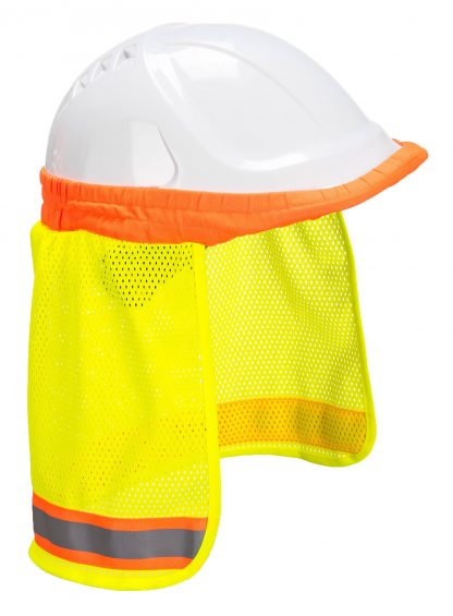 High Visibility Neck Shader - Portwest HA16, Yellow