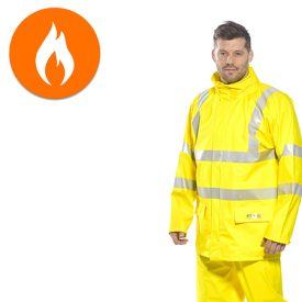 Fire Resistant Jackets