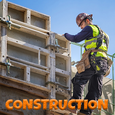 construction worker clothing and workwear for construction workers