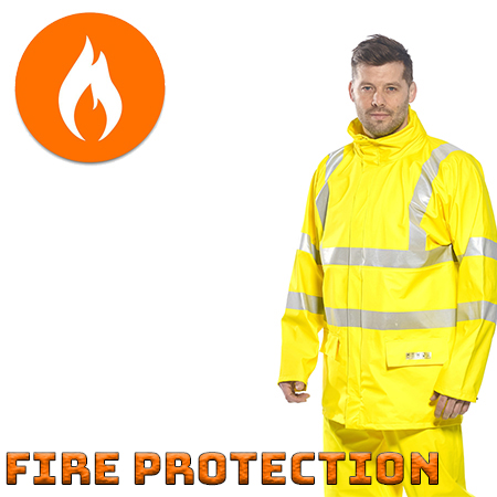 Workwear: High Visibility, Fire Resistant and PPE — iWantWorkwear