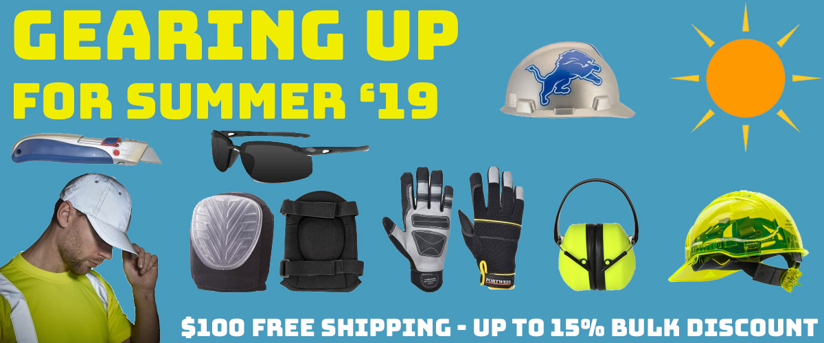 Gearing up for summer '19 discount-palooza