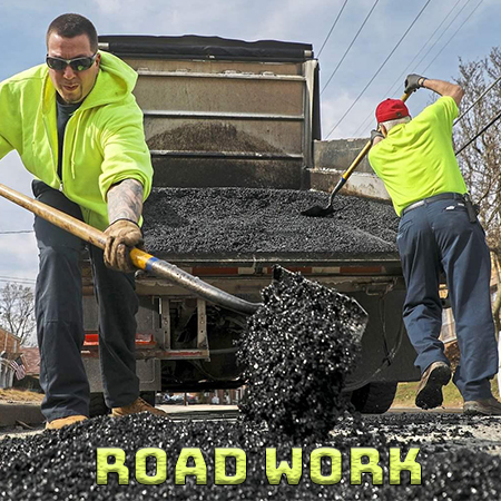 road construction clothing and workwear