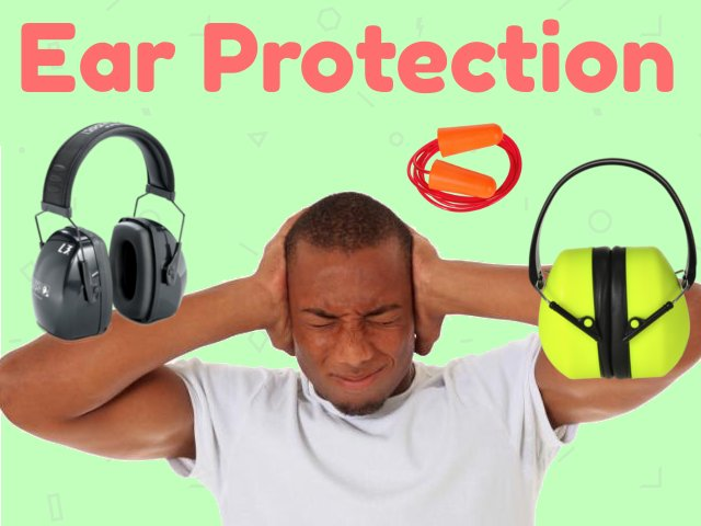 Protect your ears, ear protection, ear plugs, NRR, decibel rating