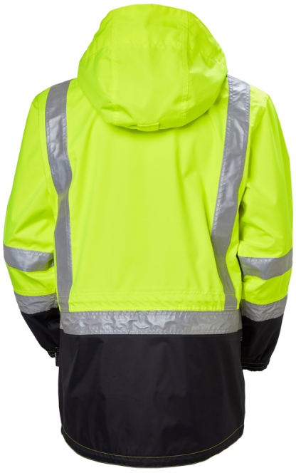 Helly Hansen POTSDAM 71389 Jacket, Yellow, Back