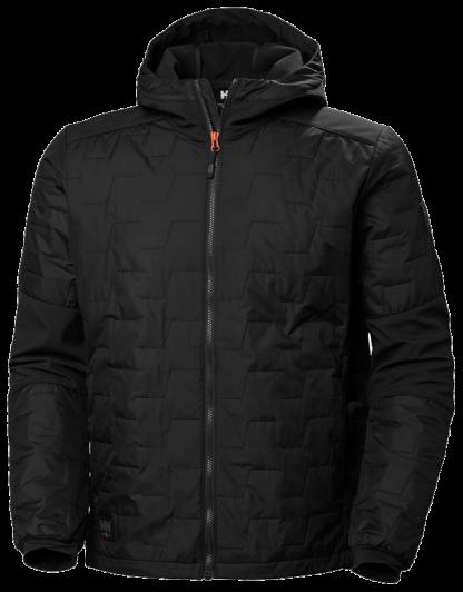 Helly Hansen 73230 KENSINGTON HOODED Jacket, Black