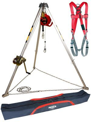 3M™ PROTECTA® PRO™ Confined Space System AA805AG2, 1 EA 3M Product Number AA805AG2, 3M ID 70007628087