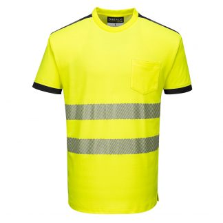 T181 - PW3 Hi-Vis Short Sleeve T-Shirt