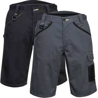 PW349 - PW3 Work Shorts -Rule pocket Hammer loop Reinforced panels for extra durability The ideal choice for warmer weather